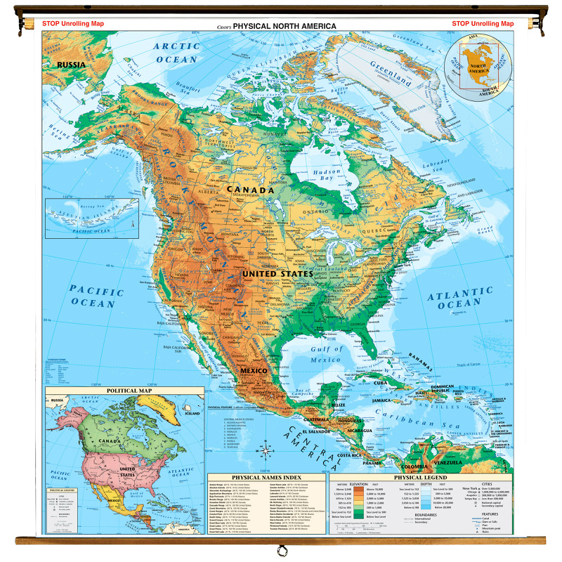 Physical map online world atlas 6th period ferguson gumiabroncs Images